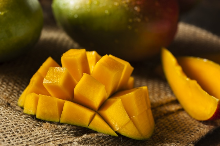 It's the perfect season for Mango!
