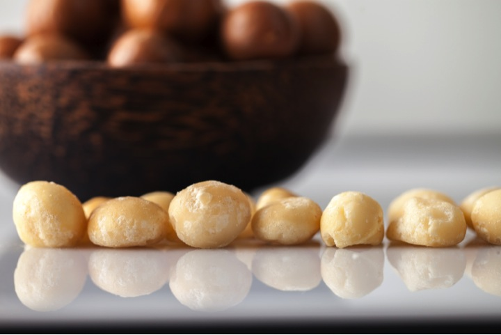 Macadamia Nuts – And why they are good for you!