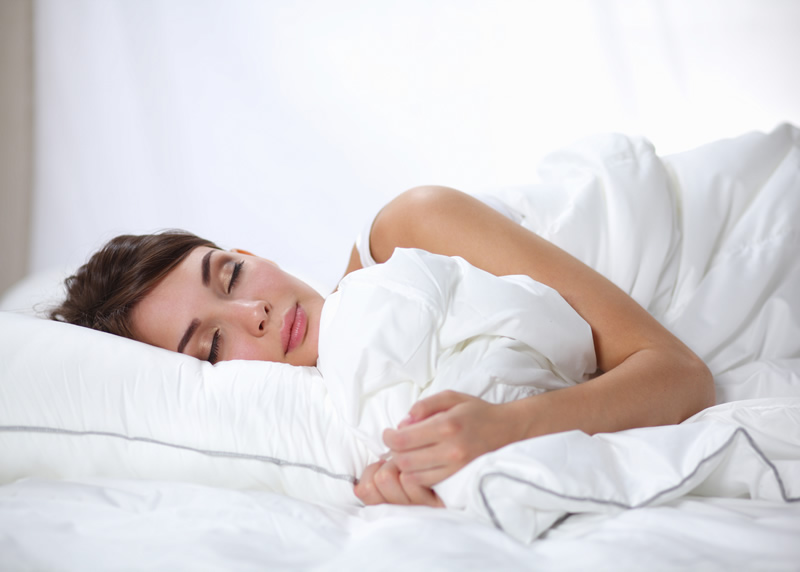 2 Tips For Sleeping Better at Night