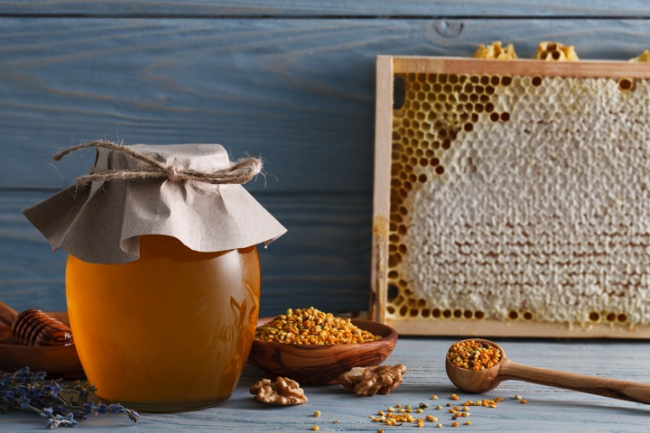 Is bee pollen a part of your life?