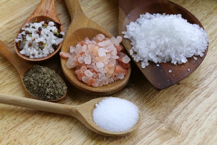 Salt? Healthy?