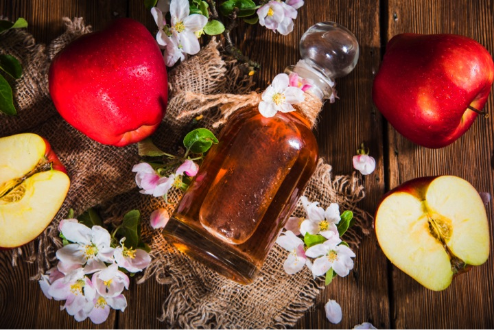 Apple Cider Vinegar for good health