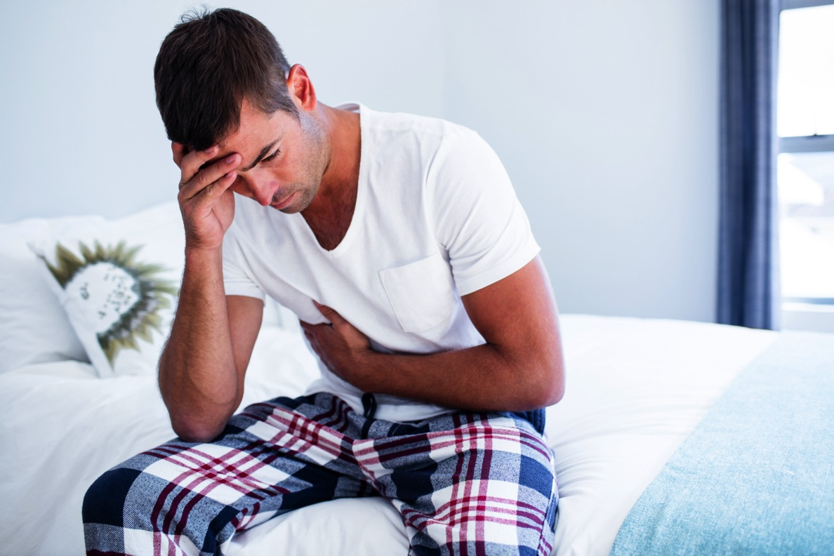 Do you suffer from liver problems?