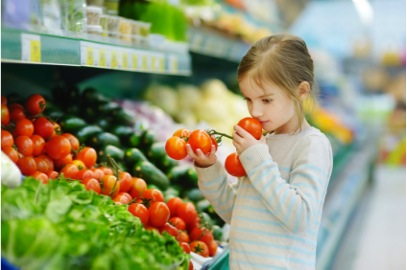 Encourage your kids to eat well. Here's How!
