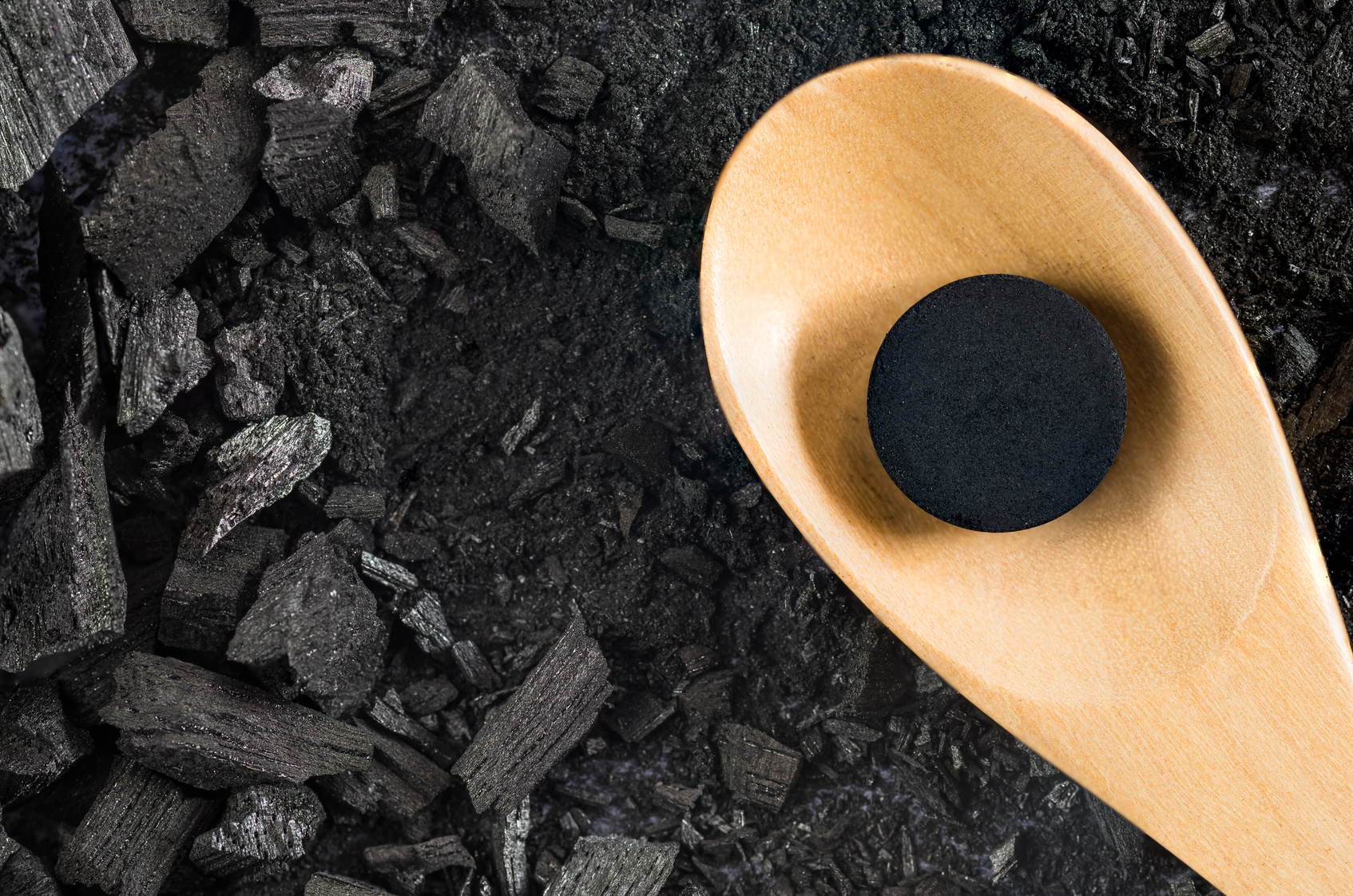 Activated Charcoal and its amazing benefits!