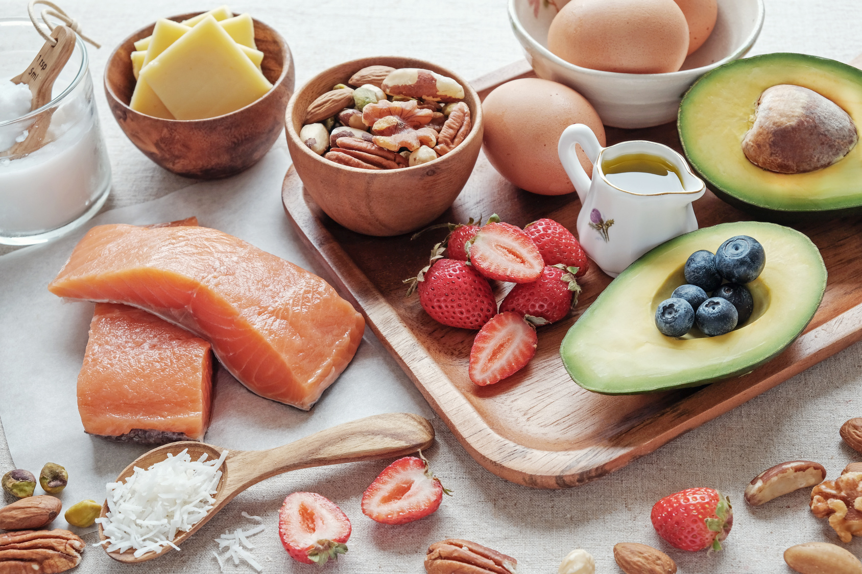 Ketogenic Diet and why it is good for you!