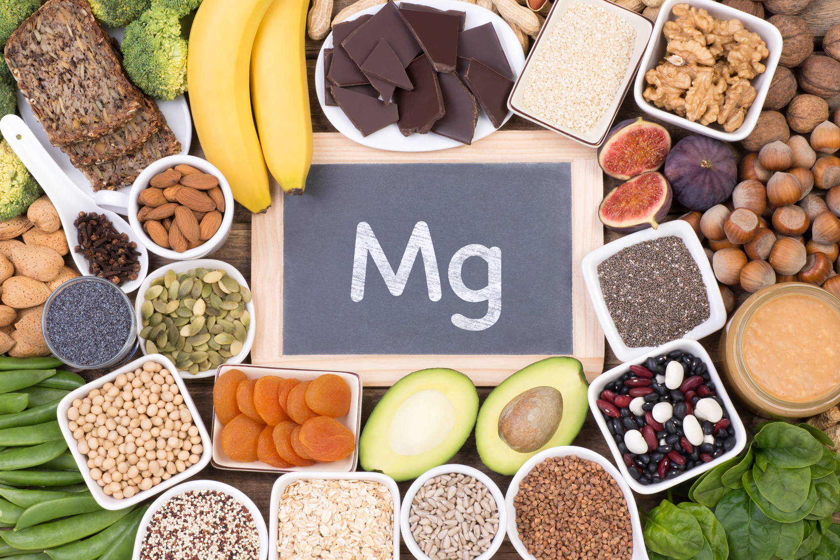 Add Magnesium to your diet! Here's How!