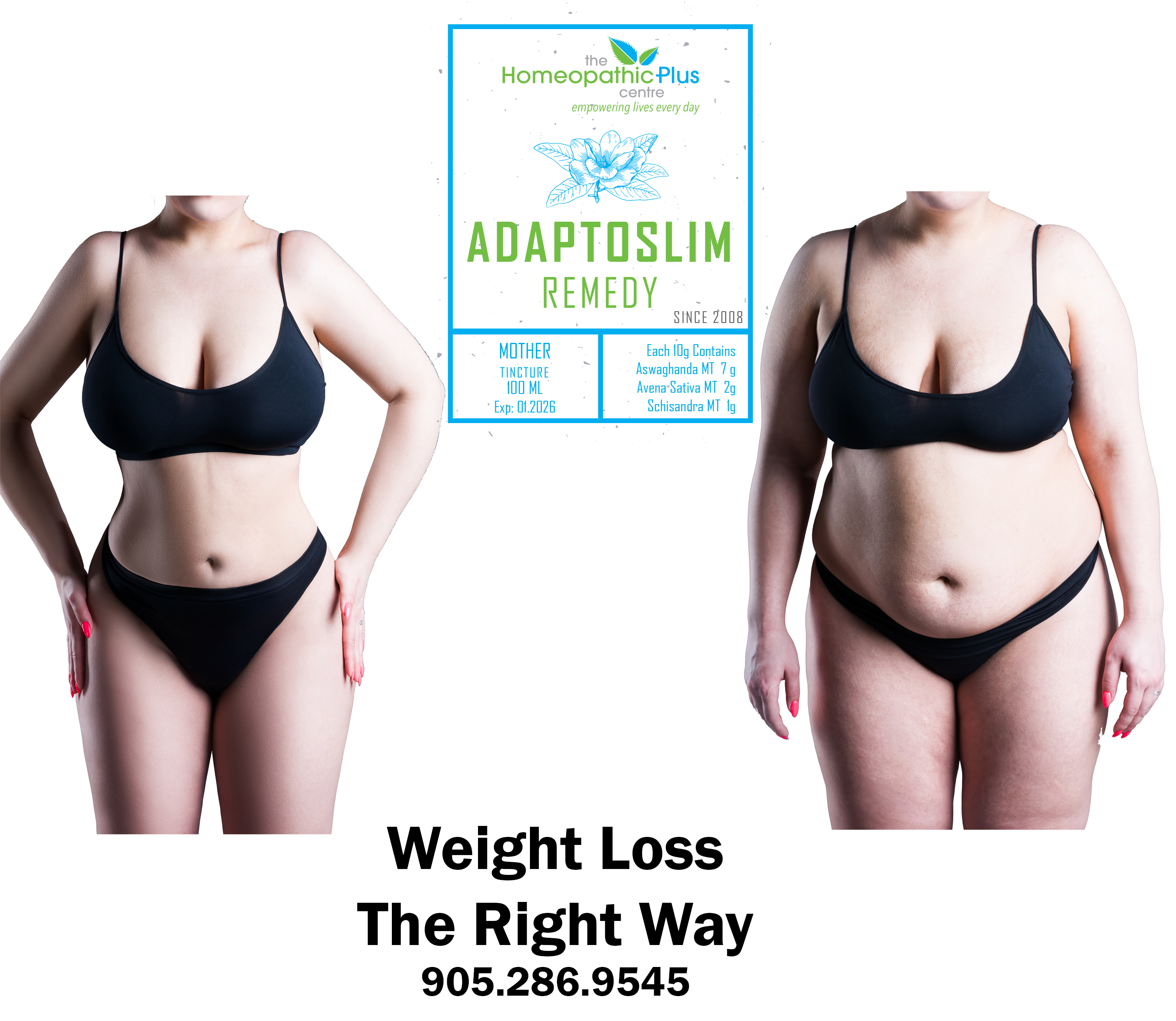 The Right Way: Weight Loss