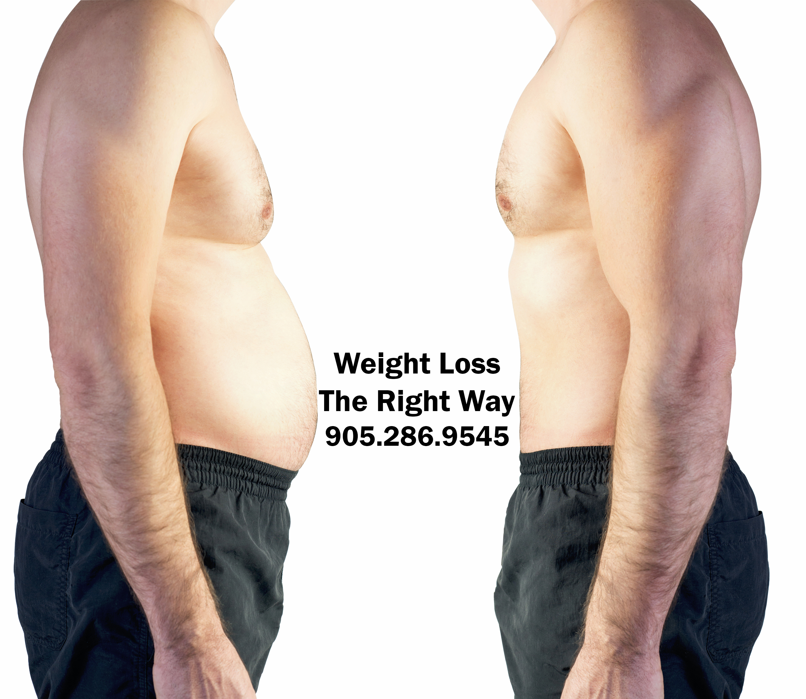 Weight loss: Male